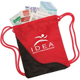 Mini Sling First Aid Kit with Your Logo