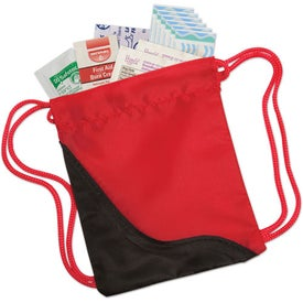 Personalized Mini Sling First Aid Kit