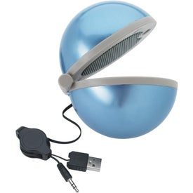 Mini Speaker for Advertising