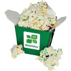 Logo Mini Take Out With Gourmet Popcorn