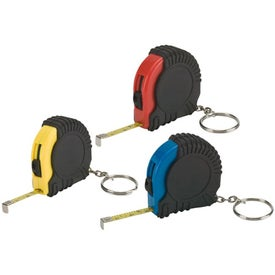 Gosto Mini Tape Measure Keyrings