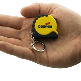 Mini Tape Measure Branded with Your Logo