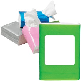 Mini Tissue Packet for Customization