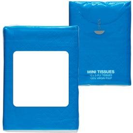 Imprinted Mini Tissue Packet