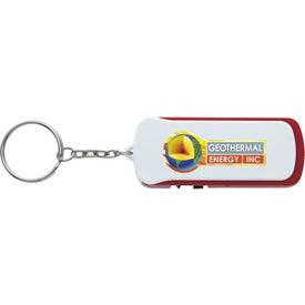 Printed Mini Tool Set Key Ring
