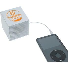 Promotional Mini Cube Speaker