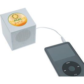 Personalized Mini Cube Speaker