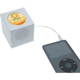 Personalized Mini Cube Speaker