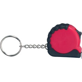 Mini Grip Tape Measure Keychain for Promotion