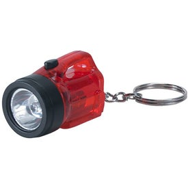 Personalized Mini Lantern with Key Ring