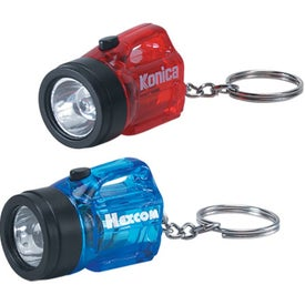 Mini Lantern with Key Ring