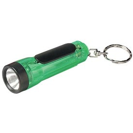 Mini Torch Light With Key Ring Branded with Your Logo