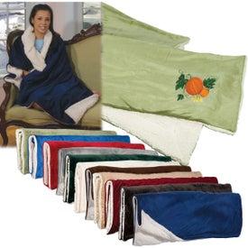 Micro-Mink Sherpa Blanket