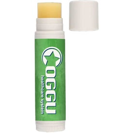 Flavored Lip Balm Branded with Your Logo