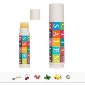 Custom Flavored Lip Balm