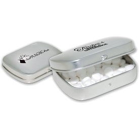 Mint Tin Imprinted with Your Logo