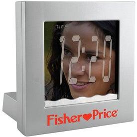 Customized Mirror Mood Clock