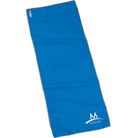 Mission EnduraCool Towel Imprinted with Your Logo