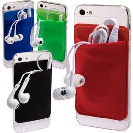 Mobile Device Pocket and Earbuds Set Giveaways