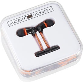 Mobile Odyssey Halo Braided Earbuds