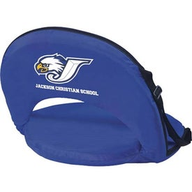 Modern Stadium Seat Branded with Your Logo