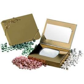 Promotional Mogul Mini Mint Tin with Card Box
