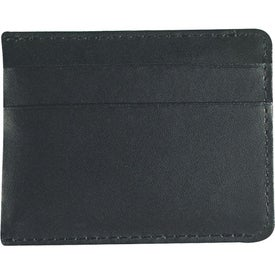 Company Money Clip Card Holder