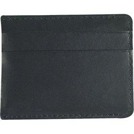 Company Money Clip Card Holder