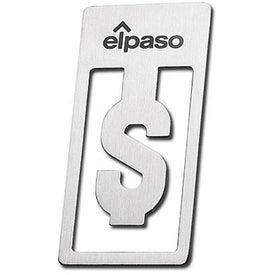 Money-Theme Bookmark