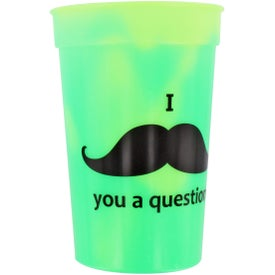 Mood Stadium Cup with Your Slogan