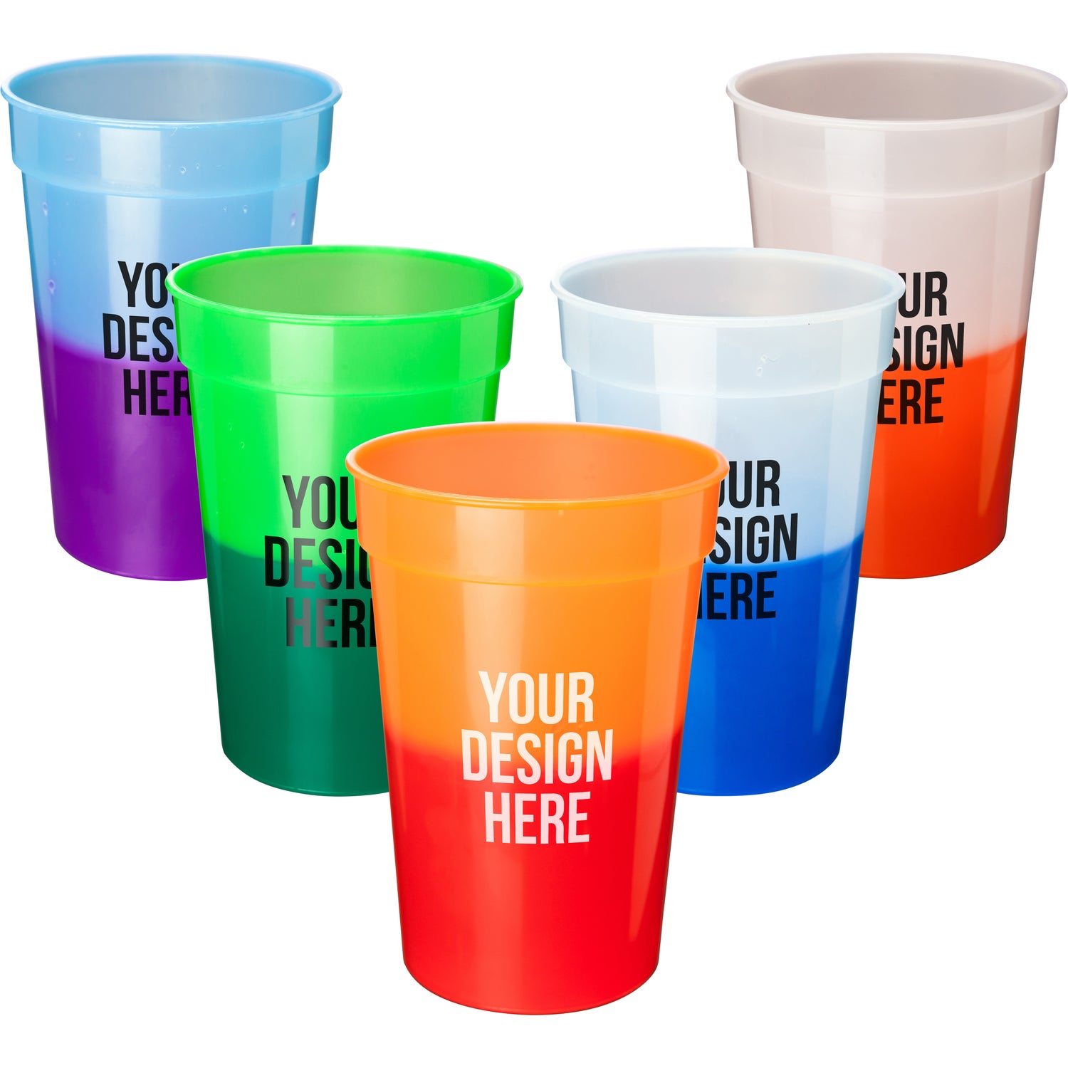 Mood Stadium Cup 17 Oz Giveaways