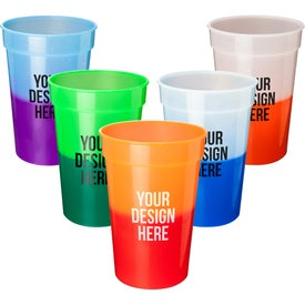 Mood Stadium Cup Printed with Your Logo
