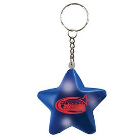 Mood Star Key Chain for Your Organization
