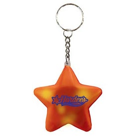 Mood Star Key Chain for Your Church