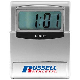 Mosquito Repellent Travel Alarm Clock for Customization