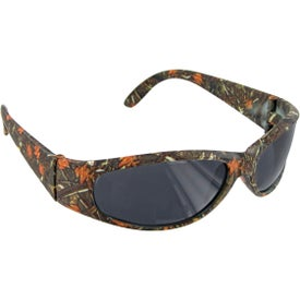 Mostly Oak Camo Sunglasses for Customization