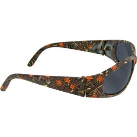 Branded Mostly Oak Camo Sunglasses
