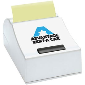 Promotional Motorized Note Pad Dispenser