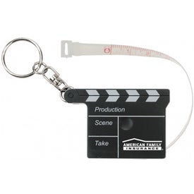 Movie Slate Tape Measure for Your Organization