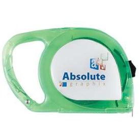 Advertising Moxie Translucent Tape Measure