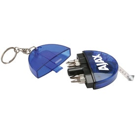 Advertising Multi Function Keychain Tool
