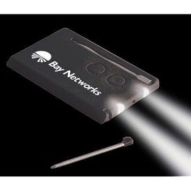 Logo Multi Function Light Card