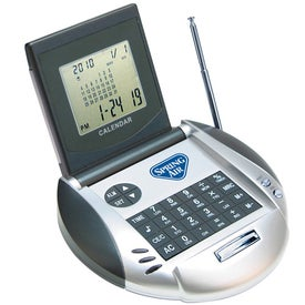 Branded Multi Functional FM Scanner Radio