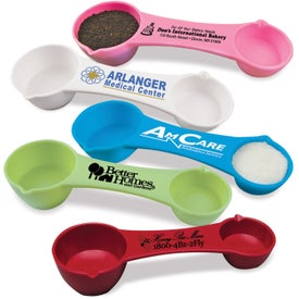 Multi-Use Measuring Spoon for Promotion