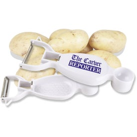 Multi-Use Vegetable Peeler