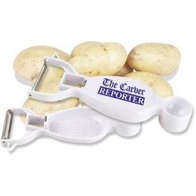 Promotional Multi-Use Vegetable Peeler