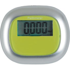 Multi-Function Pedometers for Advertising