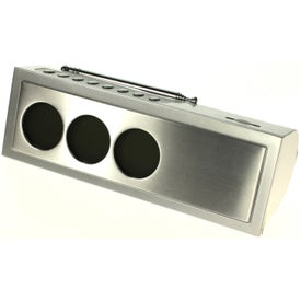 Multi Functional Executive Digital FM Scanner Radio for Advertising