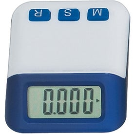 Custom Multi-function Pedometer