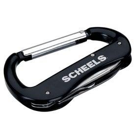 Multi-tool Carabiner
